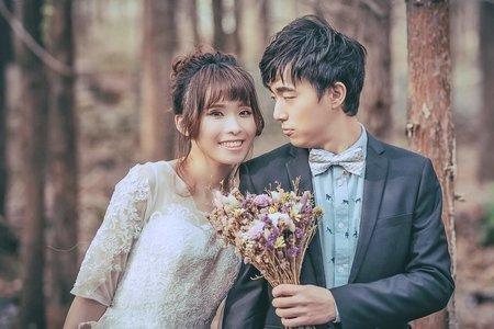 Tifa makup stylist~外拍婚紗,秋/落雨松