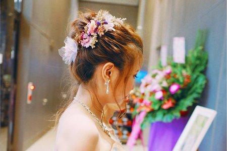 Tifa make up studio~品君Bride宴客