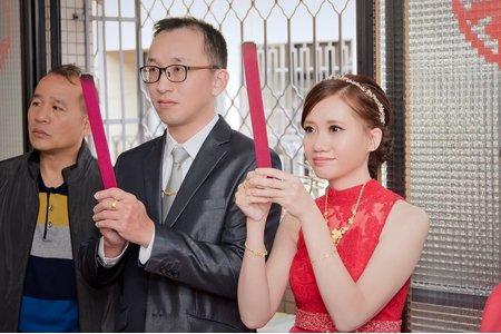 Tifa makeup~婚禮現場,單妝文訂造型孟娟bride