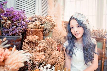 Tifa整體造型/新娘秘書/自助婚紗