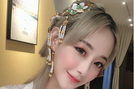 Tifa makeup-古裝漢服拍攝