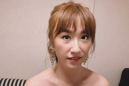 Tifa makeup  姵晴訂婚 