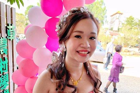 Tifa makeup| 子君bride 婚宴造型