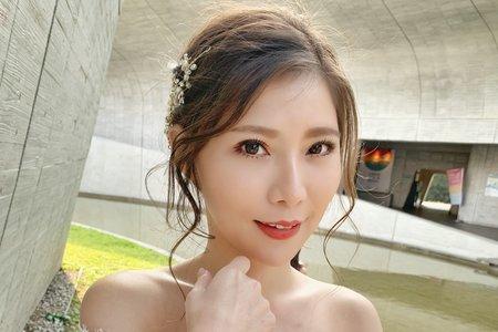 Tifa make up| 日月潭婚紗拍攝
