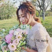 台中新秘Tifa /自助婚紗/整體造型