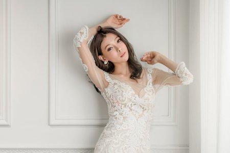 Tifa makeup| 婚紗寫真拍樣