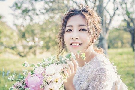 Tifa makeup studio ~自助婚紗/新秘/小清新風格