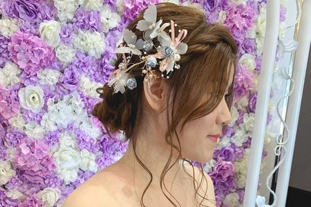 Tifa makeup/筱筑婚宴造型