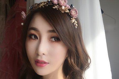 辛蒂彩妝造型~噴槍底妝
