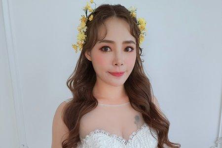 韓風溫柔浪漫仙女捲髮