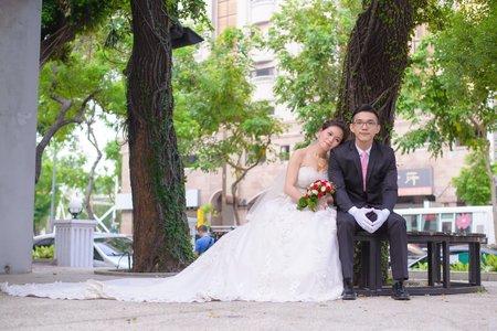 隱軒若涵婚禮記錄