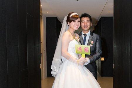 明峯宜欣婚禮記錄