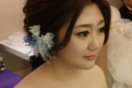 台北結婚敬酒造型