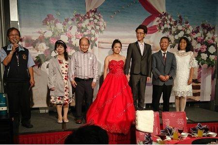 2017/10/29文訂新娘造型