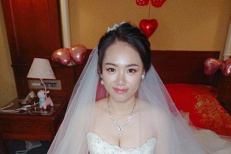2029/6/30新娘結婚造型