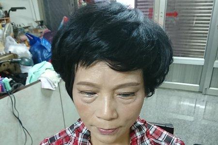 婆婆妝髮(優雅氣質)