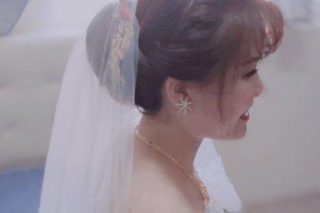 新秘燕 彰化新娘秘書 小清新新娘