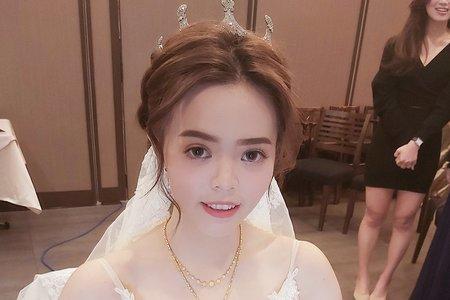 新秘燕燕兒 小燕子 韓式小清新新娘