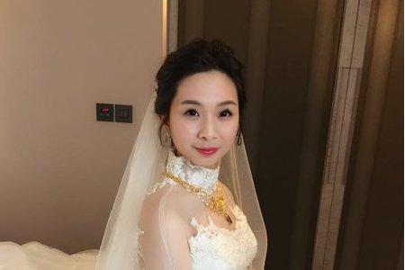 2018/01/13明依結婚