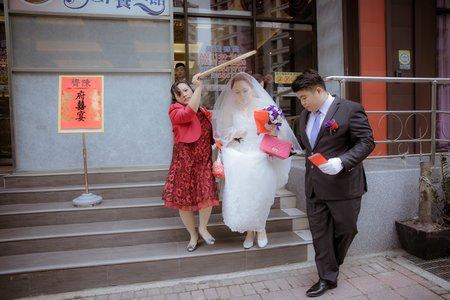 竹北小范海鮮宴會館 / 新竹幸福紀時婚禮紀錄