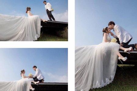 新人自助婚紗