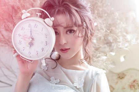 韓系髮妝造型
