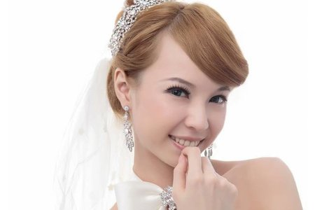 時尚婚紗 Fashion wedding dress