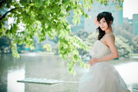 閨蜜婚紗 Girlfriend wedding dress