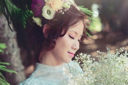 Cindy仙仙婚紗