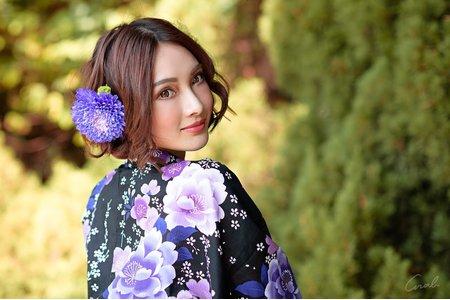 榕榕時裝婚紗造型