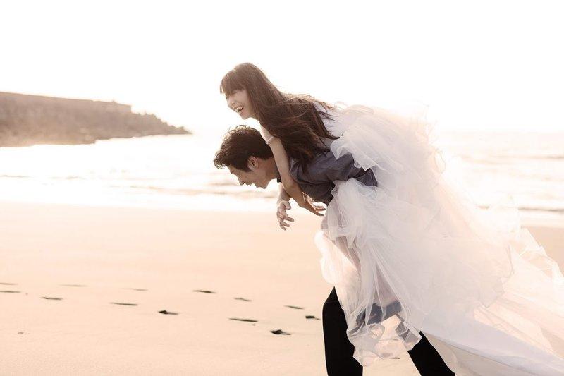 沖繩自助婚紗作品