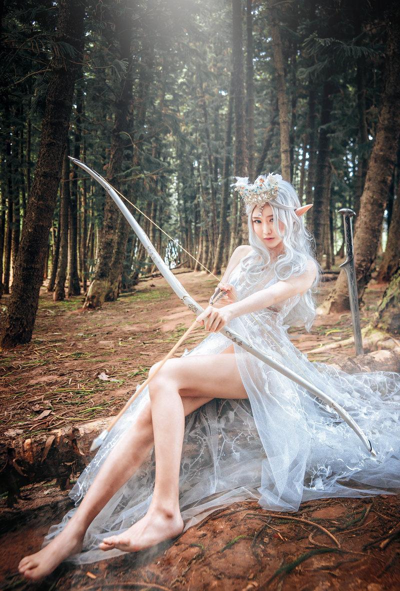 創意婚紗#自助婚紗#童話婚紗作品