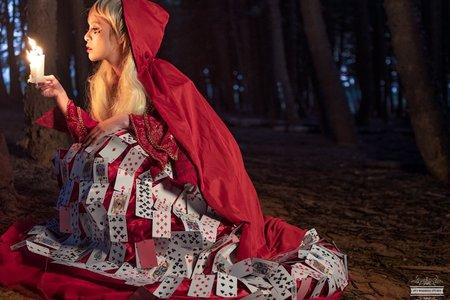 公主系列#紅心皇后