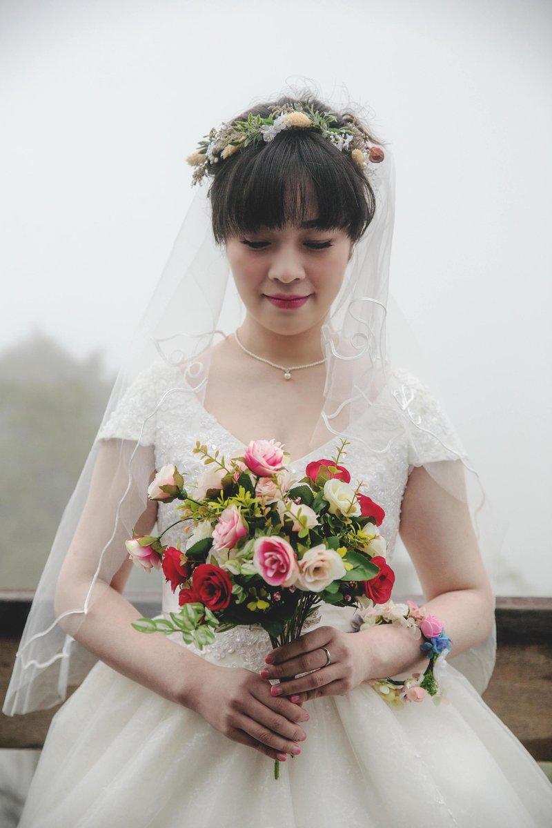 九天自助婚紗作品