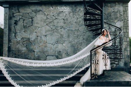 佳歆個人婚紗寫真