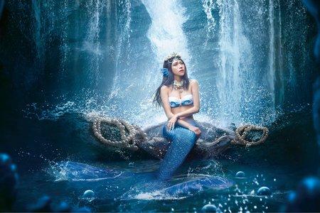 公主系列VI#美人魚公主