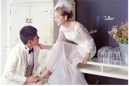 韓風實景 l 自然光影 l 婚紗棚拍