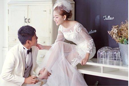 韓式婚紗(包套)