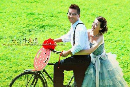 宜花東秘鏡 l  熱氣球婚紗 l  微旅行包套