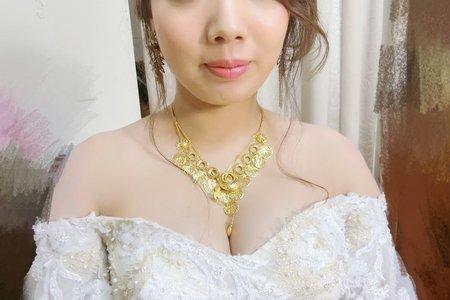 結婚進場韓式風