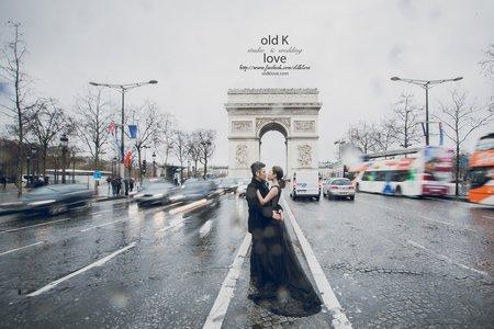 海外婚紗-巴黎
