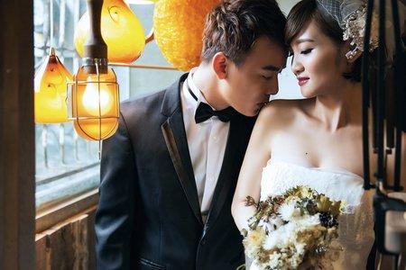 台中婚紗~唯美自然婚紗
