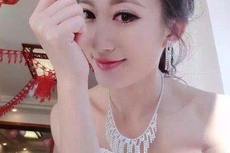 靜結婚白紗造型