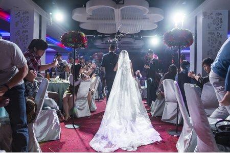 婚禮記錄早儀式+午宴