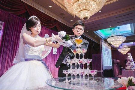 婚禮記錄儀式+晚宴
