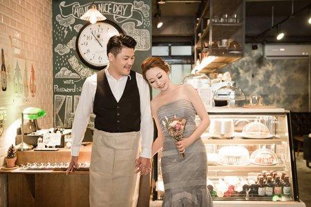 愛的咖啡廳