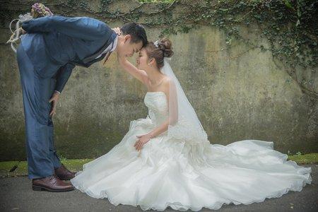 【自主婚紗】1+1愛的故事館|Mr.Y&Mrs.C
