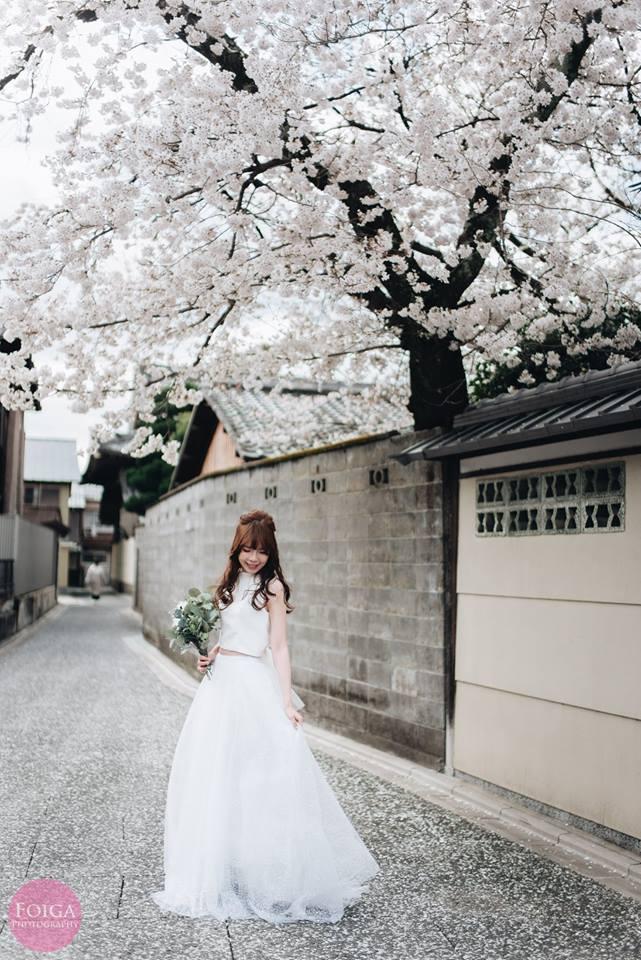 海外婚紗攝影-京都拍婚紗
