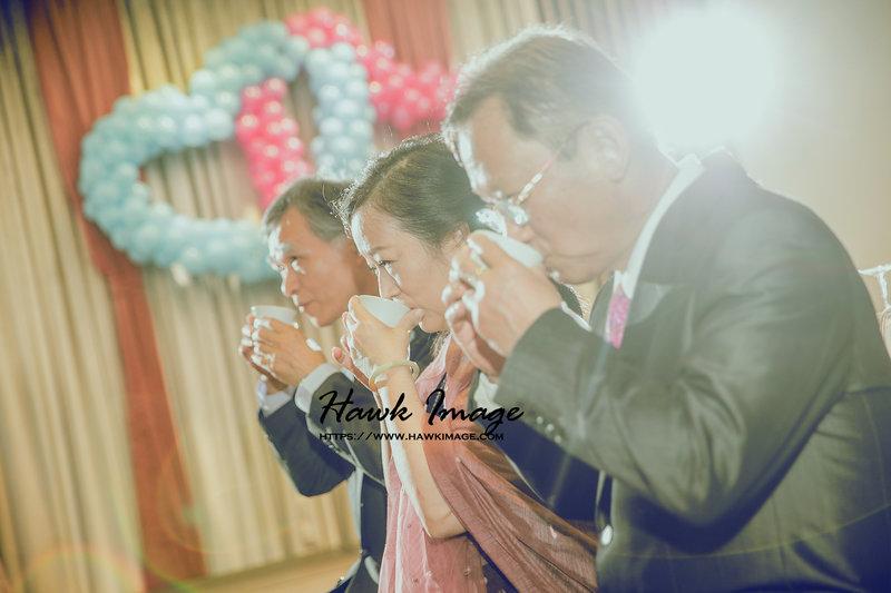 婚攝浩克 1+1手工婚紗-婚禮記錄