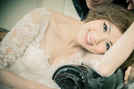 1+1自助婚紗|韓式風格